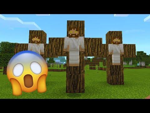 Summoning JESUS in Minecraft! (How To Summon God)