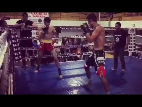 Roma Mextiyev boks