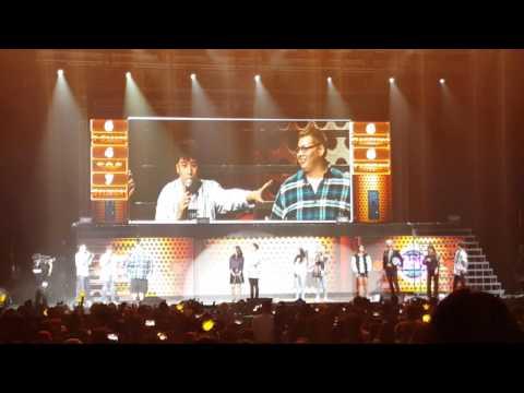 Bigbang speaking in English