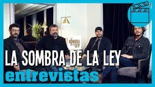 Película La sombra de la ley. Entrevista a Manolo, Paco, Vicente y Fredi