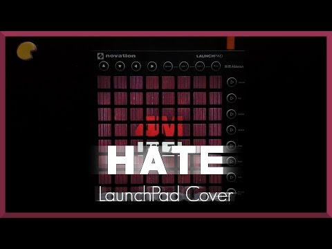 4MINUTE - HATE (Feat. Skrillex) //LaunchPad Cover + Lyrics