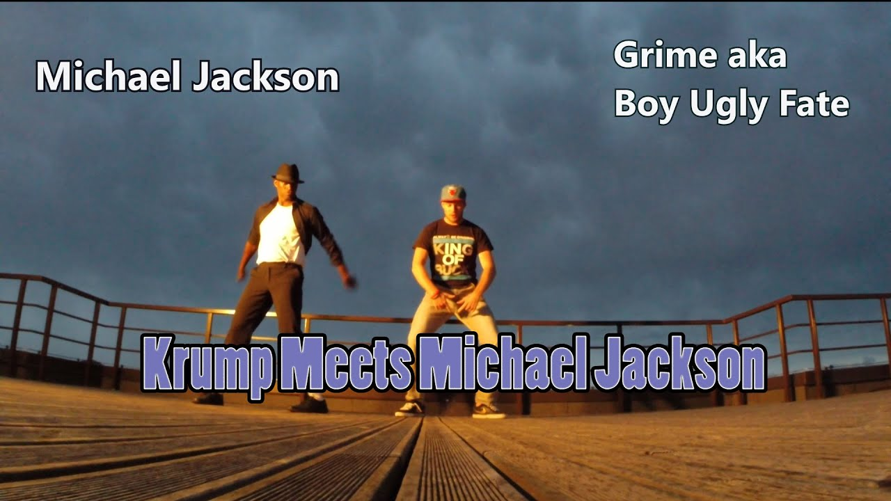 Krump meets Michael Jackson | Boy Ugly Fate & Michael ...