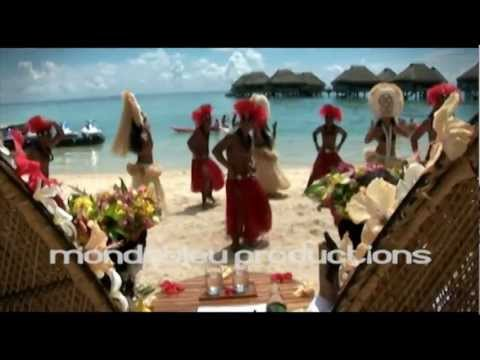 Polynesian Culture And People Stock Footage From Tahiti / Plans Séquences Danse Polynésienne