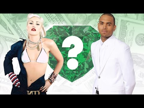 WHO'S RICHER? - Gwen Stefani or Chris...