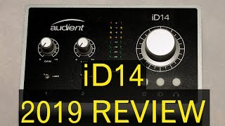 Audient iD14 Review Update 2019 (3 Years Owner)