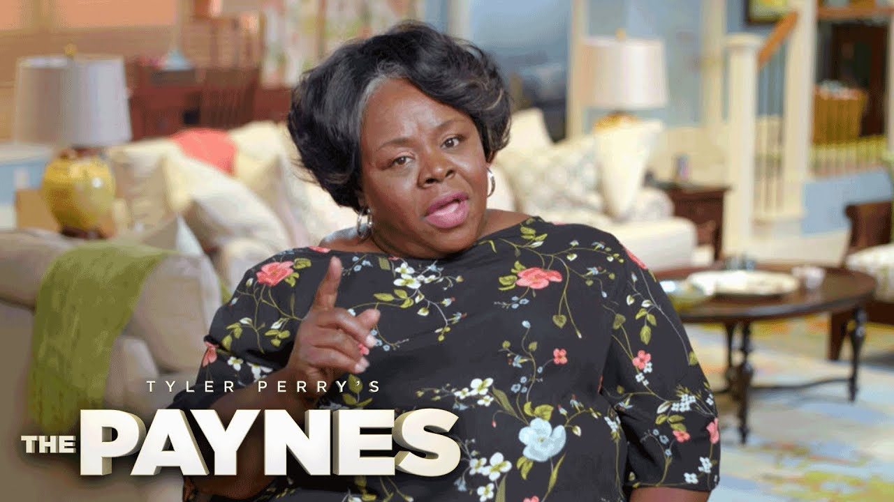 Who Heads The House Of Payne? | Tyler Perryu0027s The Paynes | Oprah Winfrey  Network