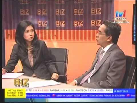 RTM Biz Malaysia   Pre Malaysia 2013 Budget 10 Sept 2012