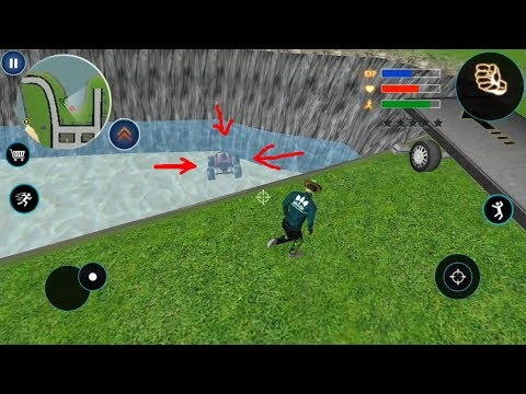 ► Real Gangster Crime #4 GTA Mr Small Monster speed truck lost at sea Crime Simulator Naxeex Studio