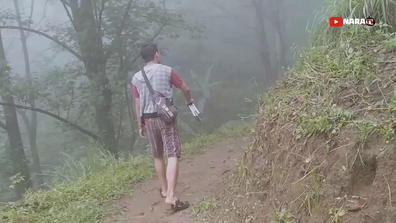 Wisata Air Terjun Banyu Anjlok part 2 : Sampai di lokasi ...
