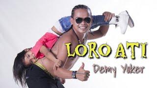 Demy Yoker - LORO ATI Live Melon Music [Pak Bambang]