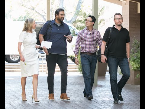 Welcome to Silicon Valley with CEO of Jawbone Hosain Rahman