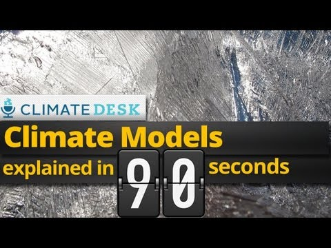 Explained in 90 Seconds: Climate Modeling