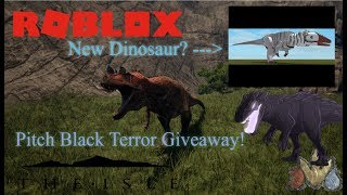 Roblox Dinosaur Simulator/The Isle - Pitch Giveaway Update + New DS Dino?