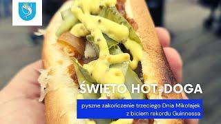 Obraz dla: Dni Mikołajek 2021   Święto Hot Doga