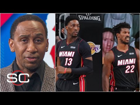 Stephen A. says a Lakers sweep of Heat could be imminent | SportsCenter