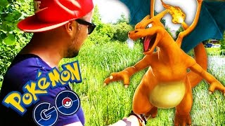 Pokemon Go Let's Play #1 - OUR ADVENTURE BEGINS! W/ Scuba Steve