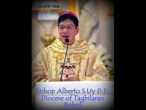 Thanksgiving Mass_Bishop Alberto S Uy, D D_Jagna, Bohol.mp4