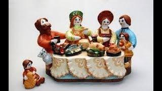 Ужин в кругу семьи. Какие блюда мы обычно едим из немецкой кухни.