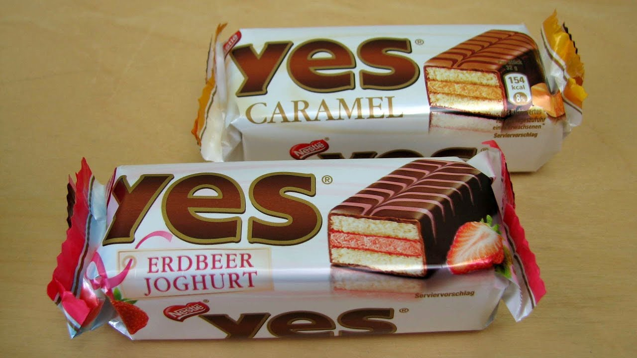Yes Chocolate Cake Bar
