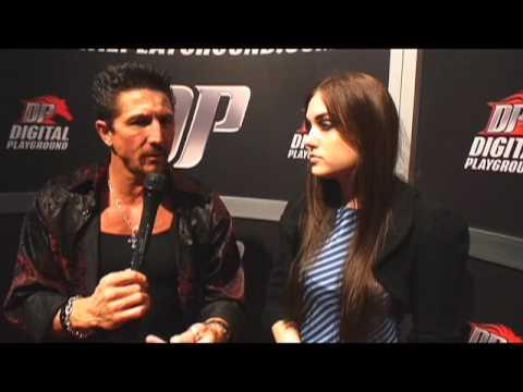 AVN 2009 - Sasha Grey interviews with Tommy Gunn