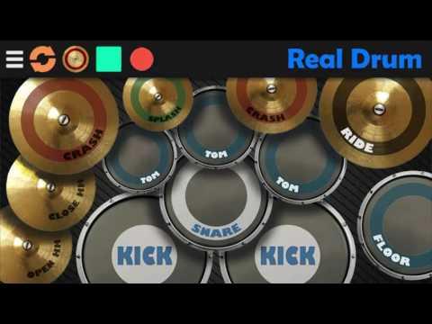 Cokelat - Bendera Real Drum Cover Android