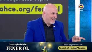 #FENEROL (Başkanımız Ali Koç, YK. Üyemiz Sertaç Komsuoğlu, Yavuz Seçkin, Sarp Akkaya, Hakan Bilgin)