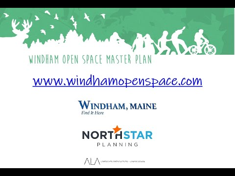 Values & Process for Windham Open Space Plan