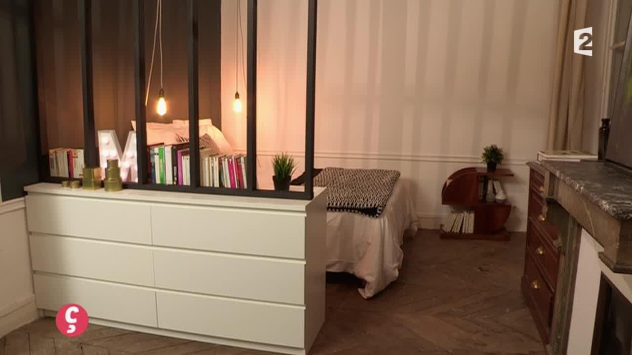 [dÉco] Une Chambre Dans Mon Salon #ccvb  Youtube