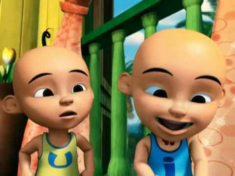 Upin & Ipin Dan Kawan   kawan 001 Air Kolah, Air Laut Bhgn  1 Travel Video