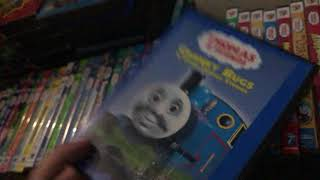 My Thomas And Friends Vhs/Dvd Collection 2020