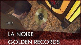 LA Noire Golden Records Collectible Locations Guide (You Found My Tune! Trophy/Achievement)