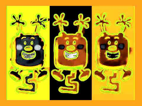 (REQUESTED) Wow Wow Wubbzy Paint A Picture In MangoFlangedSawChorded