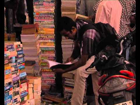 second hand books sales in koti hyderabad visuals