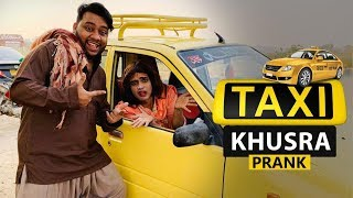 | Taxi Khusra Prank | By Nadir Ali & Ahmed Khan In | P 4 Pakao | 2020