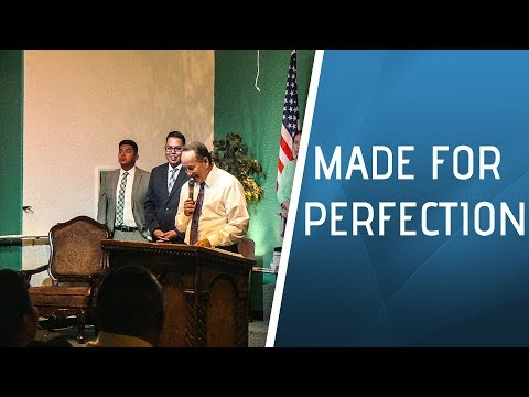 Made For Perfection - October 8, 2017 - NLAC