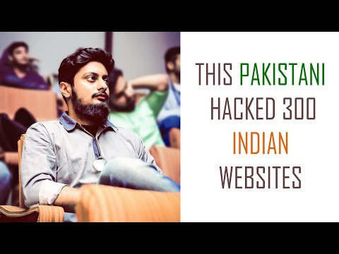 This Pakistani 🇵🇰 Hacked Indian 🇮🇳 Websites