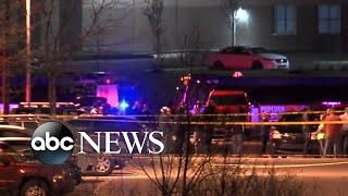 Mass shooting at Indianapolis FedEx Ground operations center | Special Report
