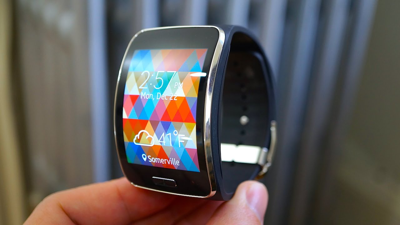 Samsung Gear S Review More Smartphone Than Smartwatch