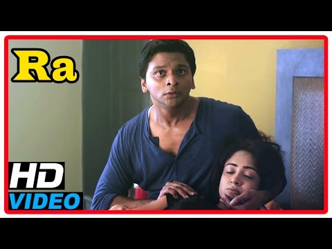 Ra Tamil Movie | Scenes | Aditi Chengappa Found Dead | Ashraf
