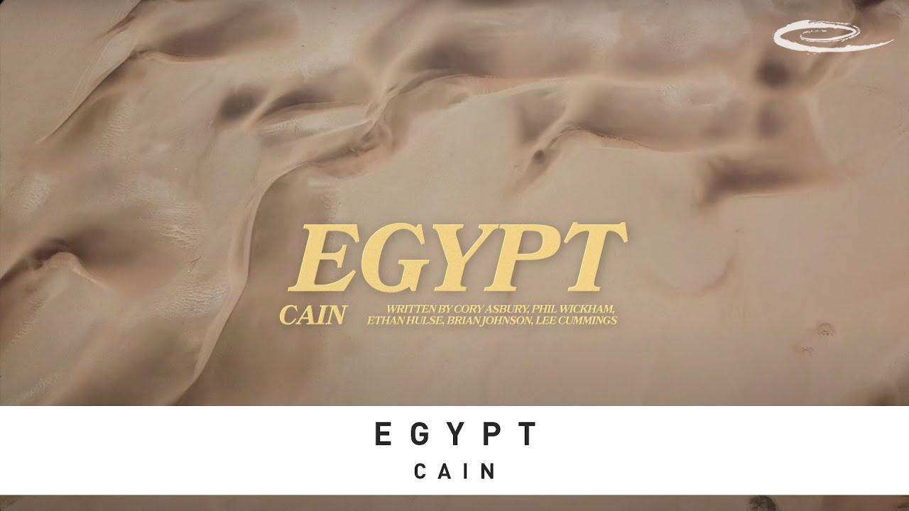 CAIN - EGYPT: Official Lyric Video