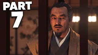 Ghost of Tsushima Gameplay Walkthrough Part 7 - UNCLE (PS4 Pro 4K)