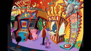 Let's play Toonstruck part 5: Cutopian game arcade