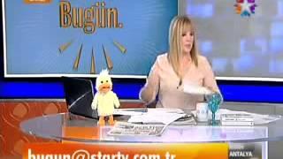 YATAK ODASI Kitabı, Star TV Sabah Haberlerinde...
