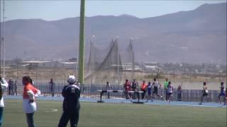 Tonatiu López gana el Oro en 800 mts