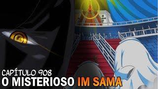 O REI DOS TENRYUBITOS APARECE? Review One piece 908