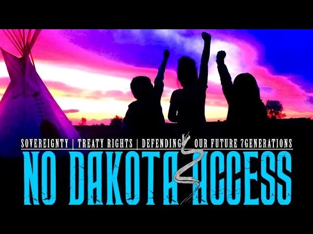 In Unity: Standing Rock - What Really Happened - Elder Dennis Banks Narrates (HD)