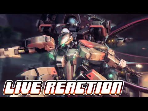 Live Reaction to Xenoblade Chronicles X E3 2015 Trailer