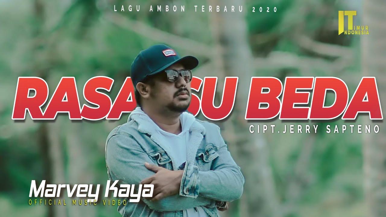 Marvey Kaya - Rasa Su Beda [Official Video] | Lagu Ambon Terbaru 2020