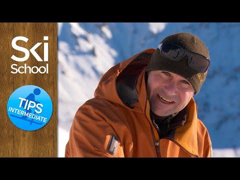 Intermediate Ski Lessons - Keeping Skis Parallel