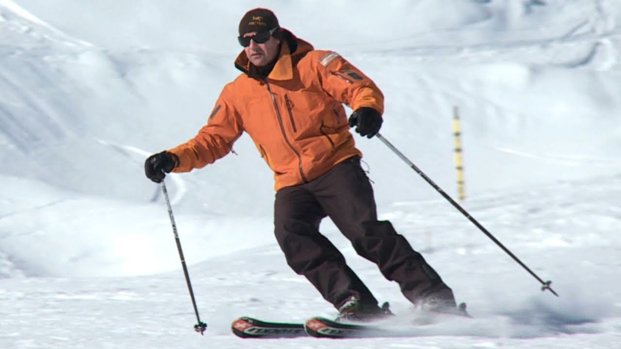 Stylish as well attractive how to ski turn with regard
